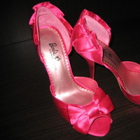Shoes, Fashion, Wedding, Fuschia