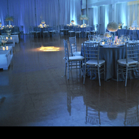 blue, Draping, Uplighting, Jennifer j events
