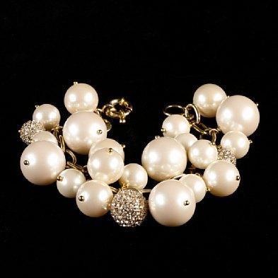 Jewelry, Bracelets, Jcrew, Bracelet, Pearl