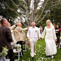 Ceremony, Flowers & Decor, Garden