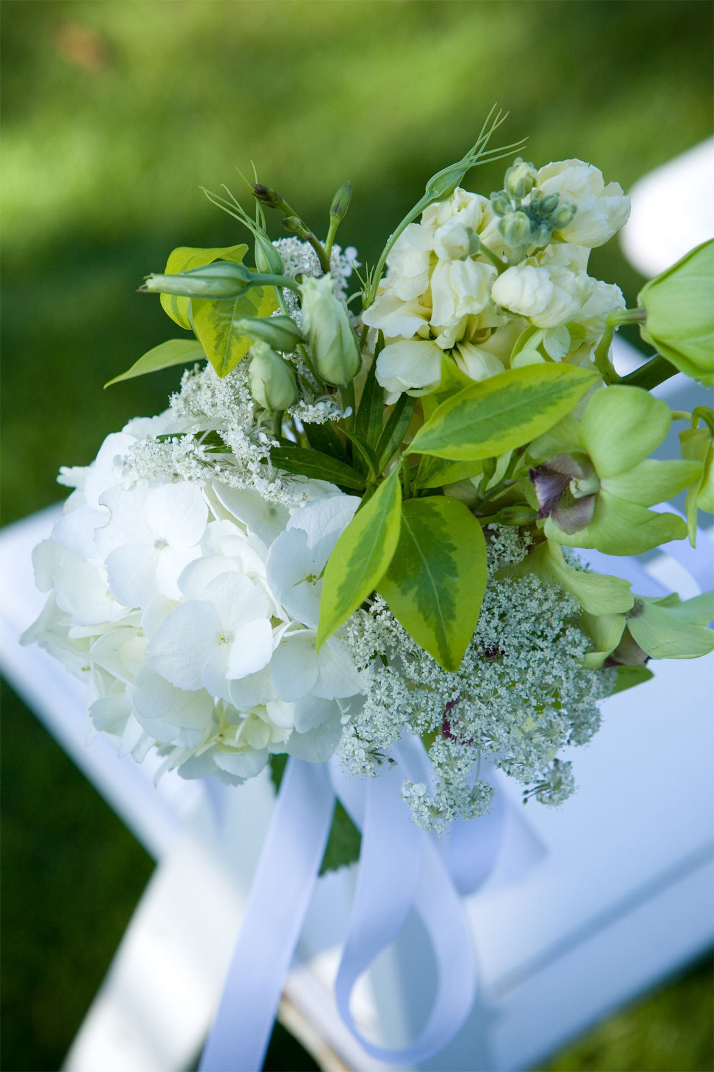 Ceremony, Flowers & Decor, Ceremony Flowers, Garden, Flowers, Garden Wedding Flowers & Decor, Chair