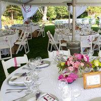 Reception, Flowers & Decor, Vintage, Garden, Tent