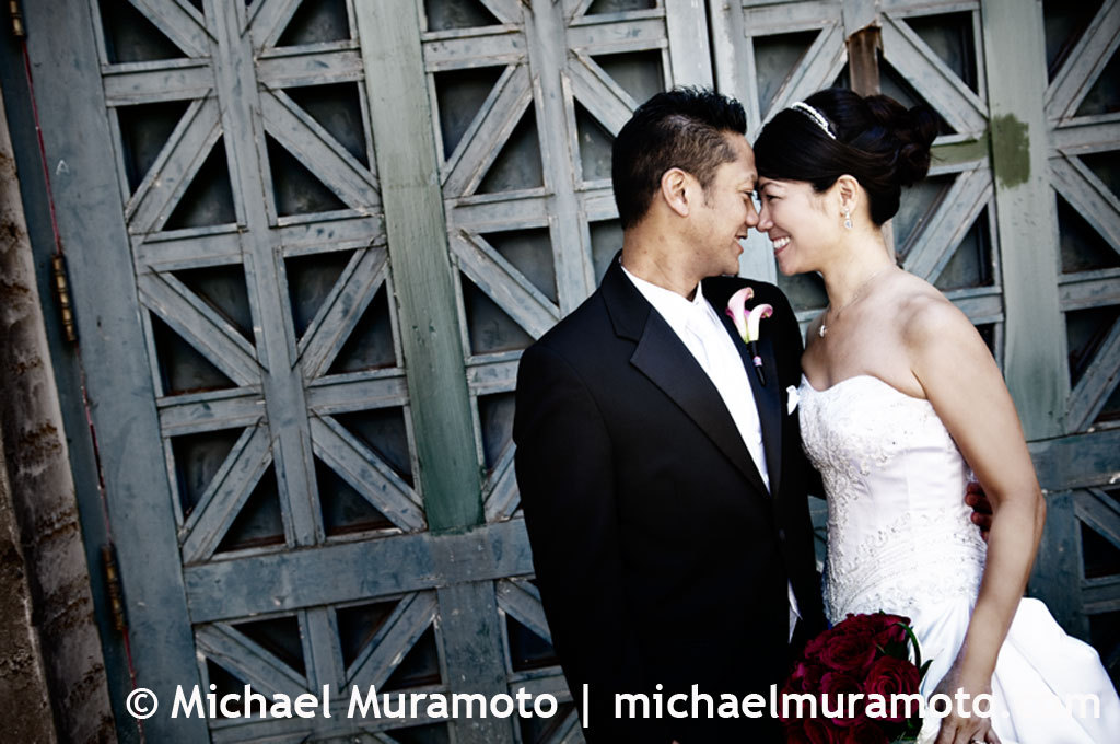 Bride, Groom, San francisco, First meeting, Michael muramoto photography, Palace of fine arts