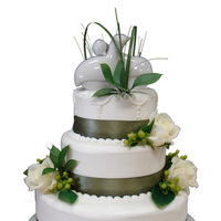 Cakes, green, cake, Simple, Homestyle bakery