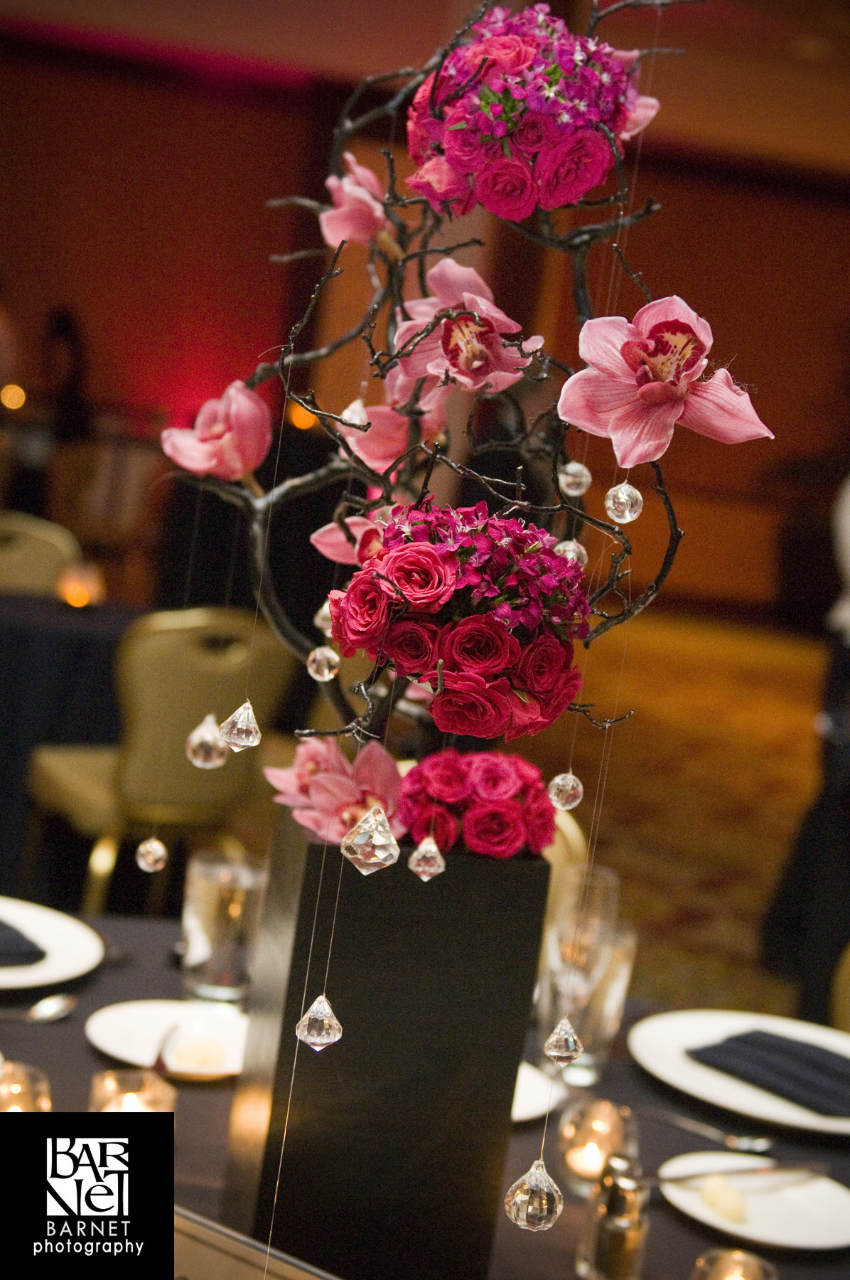 Flowers & Decor, Decor, Centerpiece, Grand engagements
