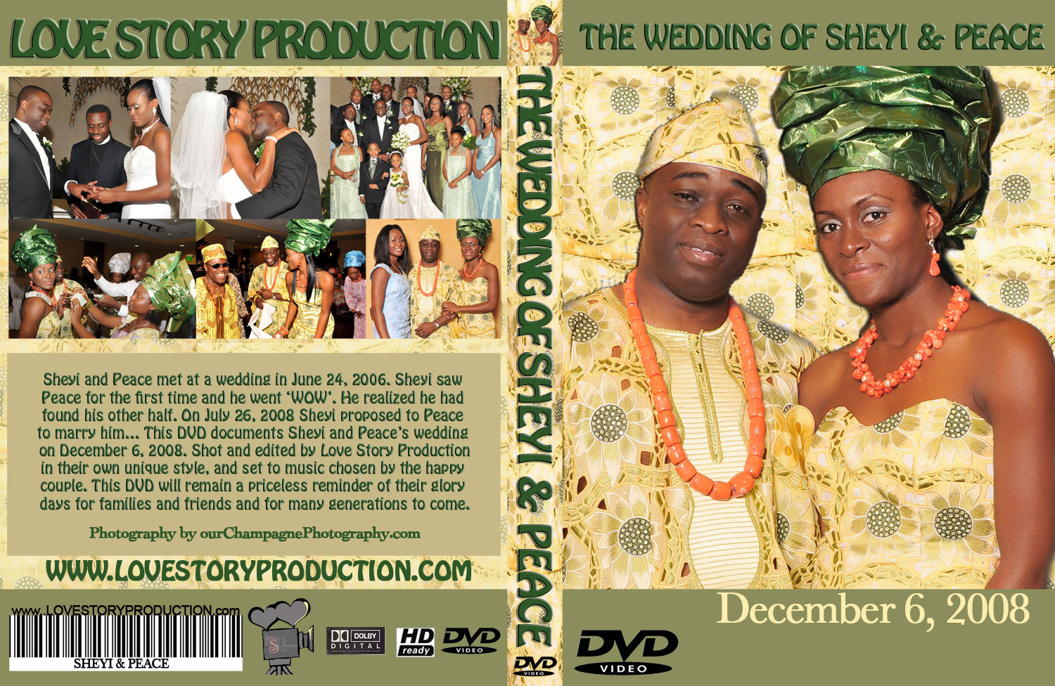 And, Cover, A, Style, Or, Dvd, Peace, Poster, African, Love story production, Lovestoryproduction, Sheyi