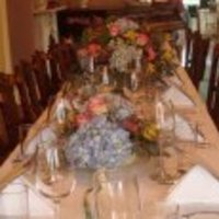 Flowers & Decor, Centerpieces, Flowers, Centerpiece, Hydrangea, Celestes event planning