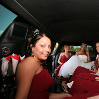 Fashion, burgundy, Bridesmaid, inc, Limo, Dresses, Weddings by stephanie