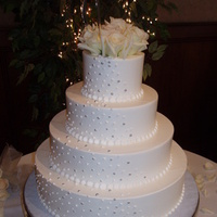 Cakes, white, silver, cake, Simple, The historic del monte building