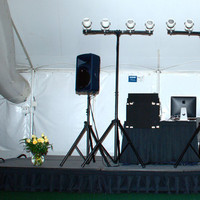 Reception, Flowers & Decor, Lighting, Wedding, Dancing, Raptor dj