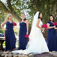 Flowers & Decor, Bridesmaids, Bridesmaids Dresses, Wedding Dresses, Fashion, pink, blue, dress, Bridesmaid Bouquets, Flowers, Events by heather ham, Flower Wedding Dresses