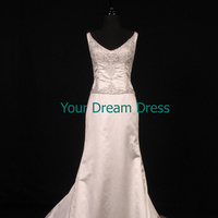 Wedding Dresses, Fashion, dress, Gown, Monogram, Wedding, Bridal, Couture, Discounted, Reem, Acra, Your dream dresscom