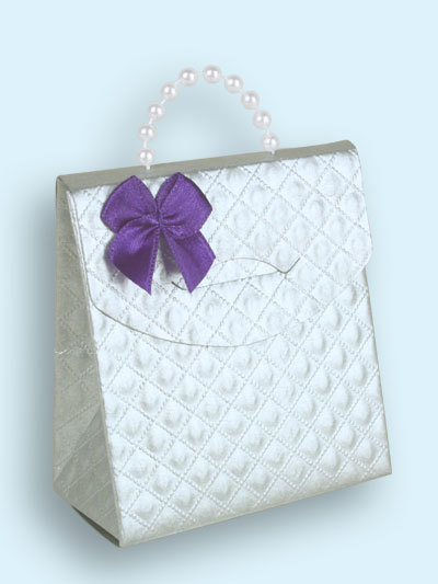 Favors & Gifts, favor, Purse, Mini, Box, Pearl, Weddingolala, Handled
