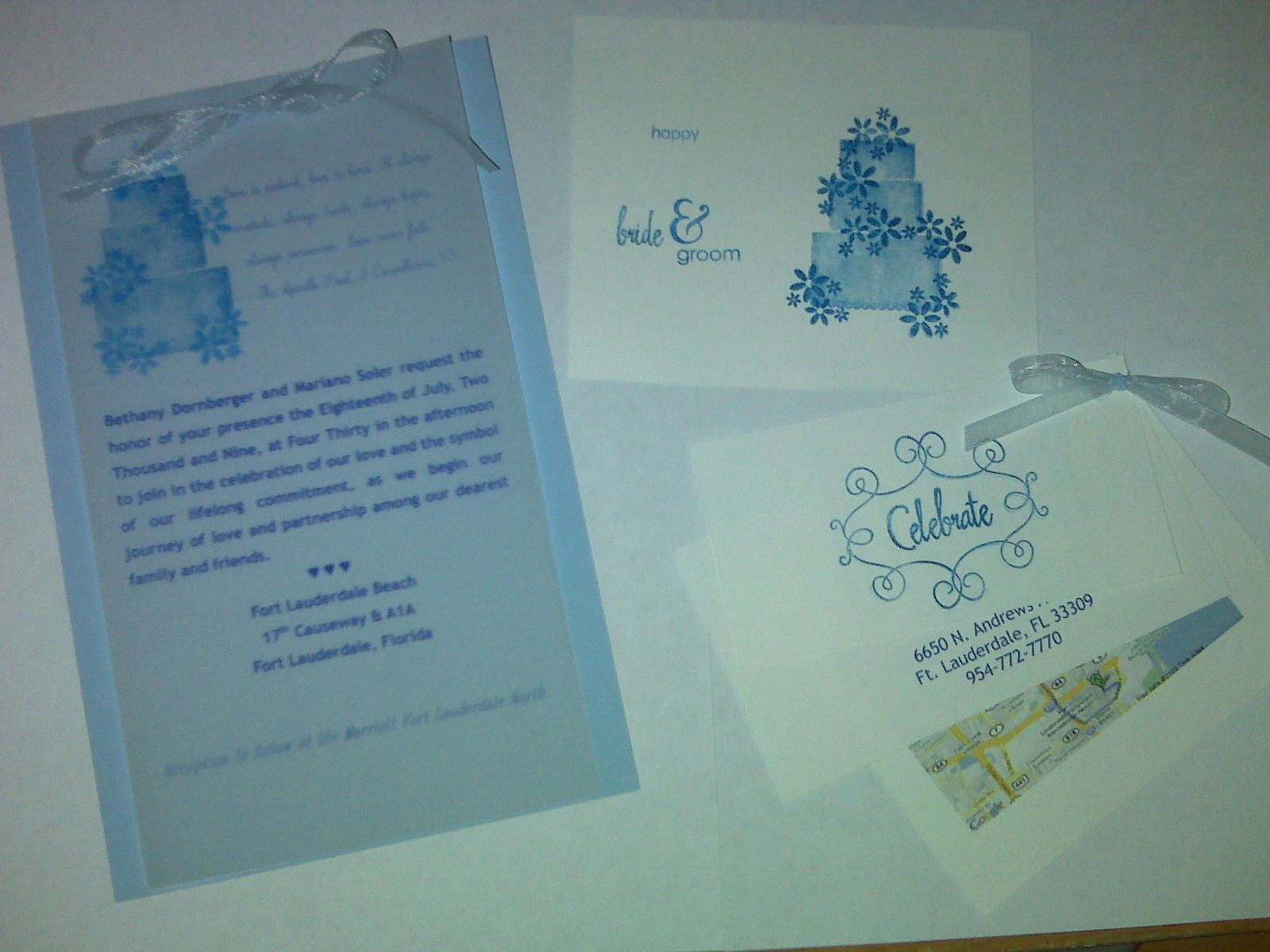 DIY, Stationery, blue, invitation, Invitations, Wedding