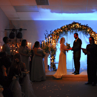Ceremony, Flowers & Decor, Lighting