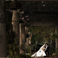 Destinations, North America, Portrait, Bride and groom, Florida, Miami, Susan stripling photography, Vizcaya