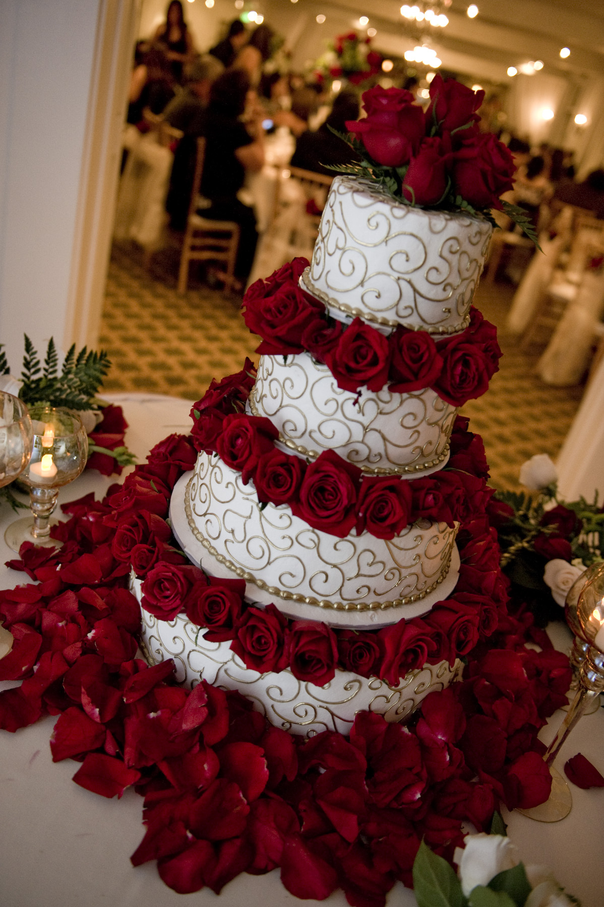 Flowers & Decor, Decor, Cakes, cake, Floral, A fairytale wedding