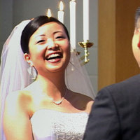 Bride, Groom, Wedding, Vows, Church, Laughter, Seattle, Funny, Edit 1 media