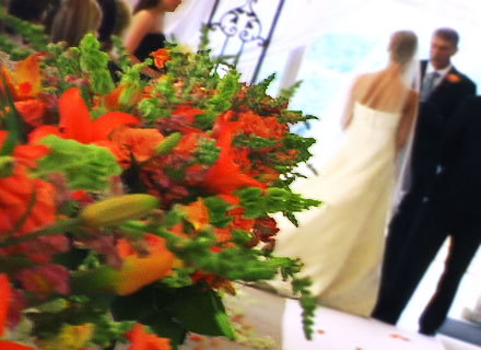 Reception, Flowers & Decor, orange, Bride Bouquets, Bride, Flowers, Groom, Wedding, Day, Seattle, Florist, Videographer, Video, Edit, Same, Edit 1 media