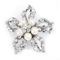 Jewelry, Brooches, Wedding, Brooch, Pin, Great day fashion accessories - bridal jewelry hair accessories