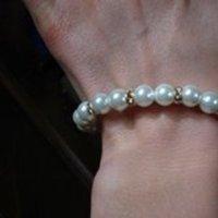 Jewelry, Bracelets, Bracelet, Pearl