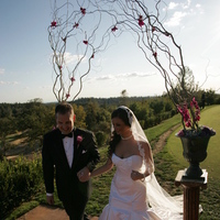 Ceremony, Flowers & Decor, Decor, Bouquet, Bridal, Arch