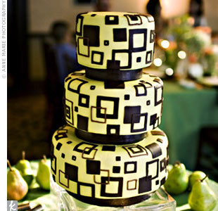 Cakes, cake, Modern, Modern Wedding Cakes, Trendy