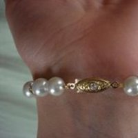 Jewelry, gold, Bracelets, Bridal, And, Bracelet, Pearl