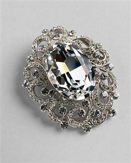 Jewelry, Bracelets, Brooches, Vintage, Bride, Bridal, Crystal, Bracelet, Brooch, Haute
