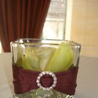 Table, Cocktail, Arrangement, Flowers for madison