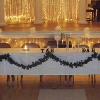 Wedding, Decorations, Budget events