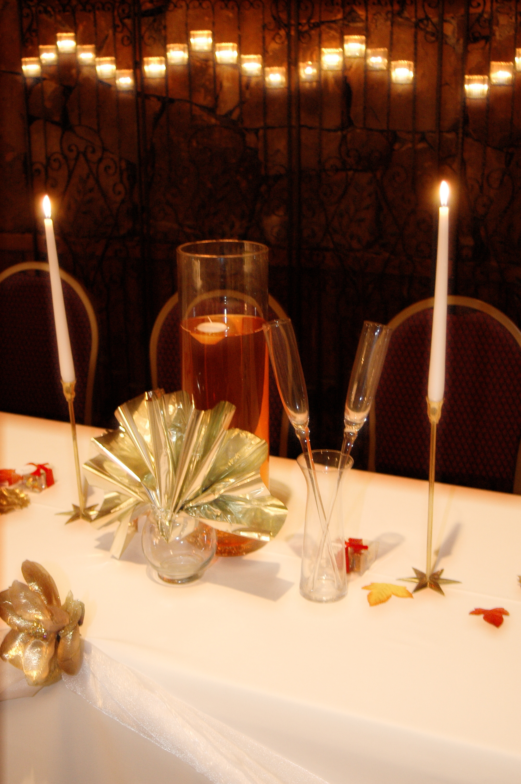 Reception, Flowers & Decor, Fall, Table, Head, Decorations, Budget events