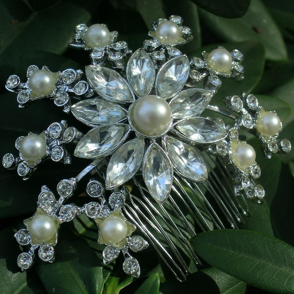 Vintage, Pearls, Rhinestone, Belcanto bridal designs
