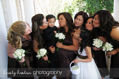 Bridesmaids, Bridesmaids Dresses, Fashion, brown, Flower girl, Ring bearer, Kristy huston photography