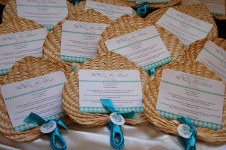 Destinations, Wedding, Program, Destination, Fans, Ana de roux invitations and design