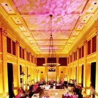 Reception, Flowers & Decor, Decor, Lighting, City, Wedding, San, Francisco, Plum, Sophisticated