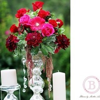 Reception, Flowers & Decor, Centerpieces, Wedding, Bridal, Table, Settings, Blooms by martha andrews