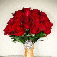 Flowers & Decor, red, Roses, Flower