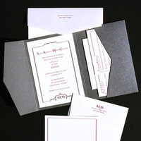 Stationery, invitation, Invitations, Wedding, Postcard, Rsvp, The, Letterpress, Save, Date, Foil, Invitations by ajalon
