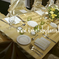 Reception, Flowers & Decor, Decor, Centerpieces, Centerpiece, Chair, Covers, Events by danielle