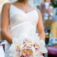 Flowers & Decor, white, pink, purple, Modern, Flowers, Modern Wedding Flowers & Decor, Wedding, Asian, Fusion
