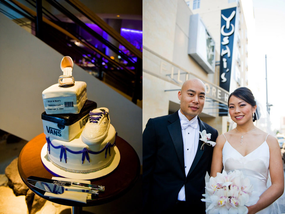 Cakes, purple, cake, Modern, Modern Wedding Cakes, Wedding, Asian, Fusion