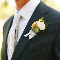 Flowers & Decor, Fashion, white, yellow, blue, Men's Formal Wear, Boutonnieres, Flowers, Wedding, Tuxedo, Boutonniere, Suit, Ranch, Flower Wedding Dresses