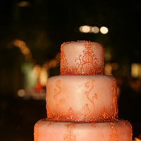 Cakes, gold, cake, Vintage, Vintage Wedding Cakes