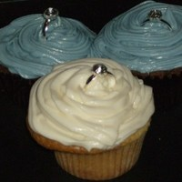 Favors & Gifts, Cakes, blue, Favors, Cupcakes, Ring, Bridal, Tiffany, Diamond, Sweet dreamery desserts, Shower