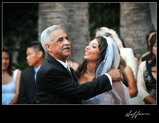 Ceremony, Flowers & Decor, Outdoor, Dance, Father, Daughter, Hoffmann photographer