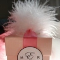 Reception, Flowers & Decor, Decor, Favors & Gifts, pink, favor, Pink avenue bride