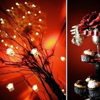 Cakes, cake, Cupcakes, Centerpiece