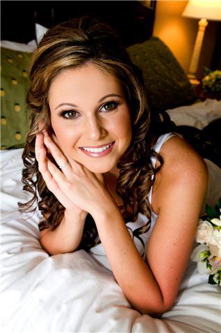 Bride, Maui makeup artistry