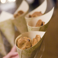 Reception, Flowers & Decor, Favors & Gifts, favor, Food, Dessert, Cookie, Give my regards to, Snack